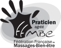 Praticien massage bien être agréé FFMBE