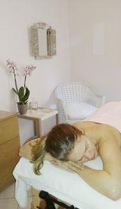 salon de massages à Alès - Laurence Belle - relaxation