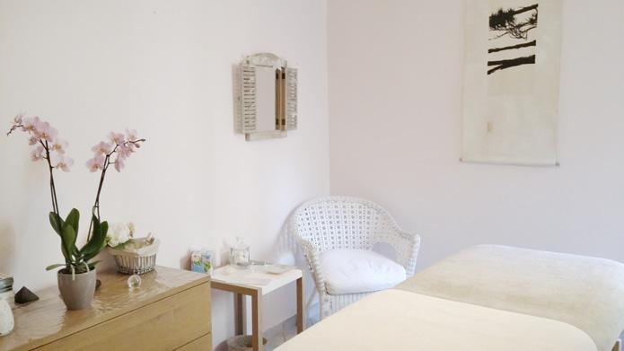 Salon de massage à Alès - Bien être - Laurence Belle